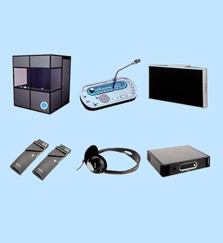 Bosch IR Simultaneous Interpretation Equipment