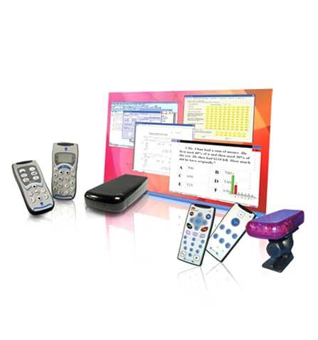 Wireless Audience Response Voting Pad